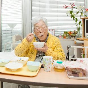 ヘルパーさんが訪問されない日のお食事に…のイメージ